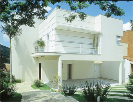 372259 casa modulada moderna e ampla Casas moduladas: fotos