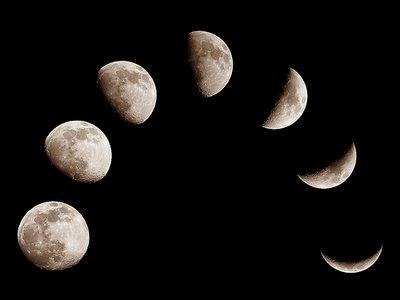 372282 fases da lua Fases da Lua 2012   veja o Calendário Lunar completo