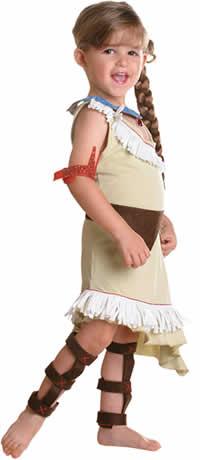 372318 555 carnaval pocahontas 01 Fantasias de Carnaval para meninas   dicas, fotos