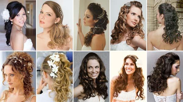 372559 fotos penteados para noivas Penteados para casamento 2012