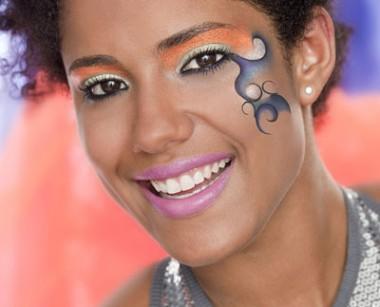 372624 maquiagem carnaval Maquiagem para carnaval   dicas, ideias, fotos