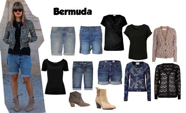 372757 bermuda look Short no Verão: Dicas e Looks