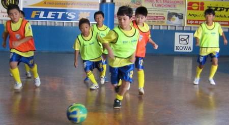 372980 Campeonato Brazil Futsal Center Liga Infantil de futsal reuniu criancas de varias nacionalidades fotogaleria h Curso Gratuito de Esporte e Cultura em Ribeirão Pires