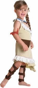 373015 pocahontas Fantasia para Carnaval   como improvisar