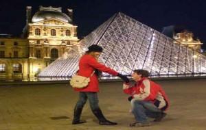 Lugares românticos para pedido de casamento