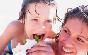 Cuidados com os alimentos comprados na praia