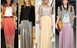 Saias longas 2012: como usar, tendências, modelos