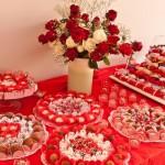 374345 Decoração vermelha de casamento – fotos 9 150x150 Decoração vermelha de casamento   fotos