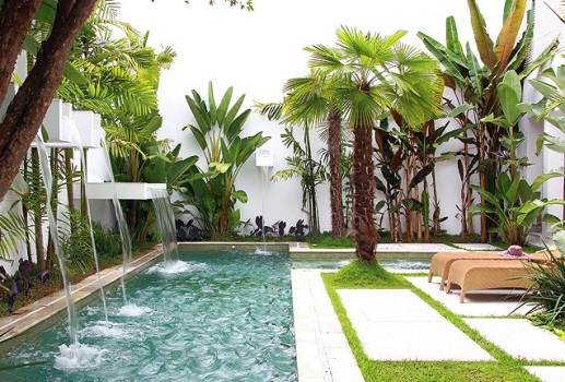 374371 Jardins com piscina como decorar 3 Jardins com piscina: como decorar