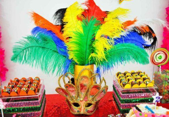 decoracao festa wolverine : decoracao festa wolverine:de festa de carnaval infantil 18 150×150 Decoração de festa de