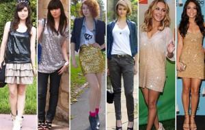 Moda adolescente 2012 fotos, tendências