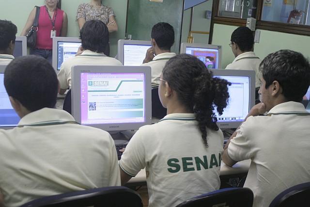 375500 senai 5 Cursos Técnicos do Senai de Foz do Iguaçu
