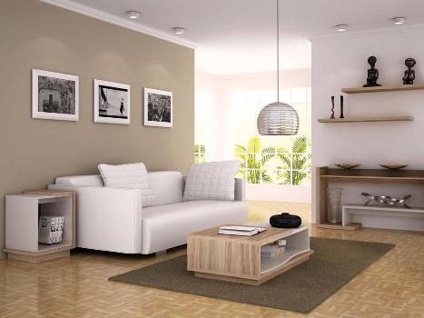 Salas de estar decoradas dicas fotos decora o de for Fotos salas pequenas