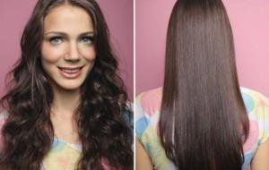 Truques para deixar o cabelo mais liso
