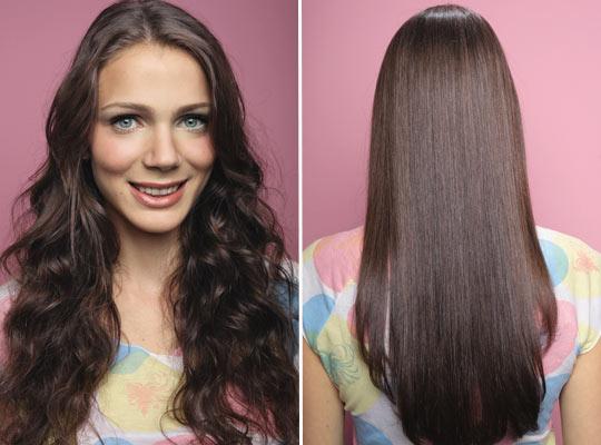 376520 relaxamento de cabelo Truques para deixar o cabelo mais liso