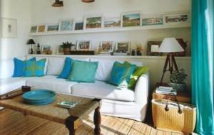 Móveis para casa de praia – dicas, cuidados