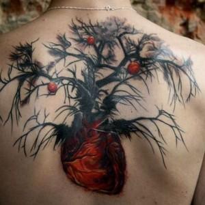 377294 tatuagem complexa Tatuagens estranhas e engraçadas   fotos