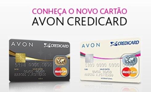 377390 cards Cartão de crédito da Avon