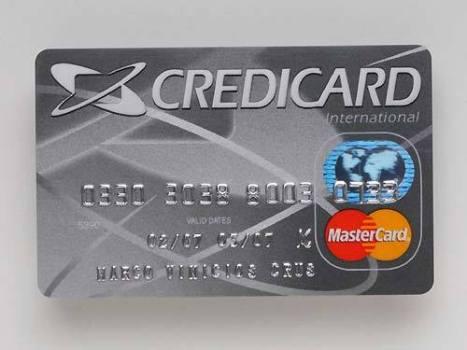 377390 cartao de credito1 Cartão de crédito da Avon