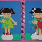 377827 Dicas para decorar capa de caderno 1 150x150 Decorar capa de caderno   dicas, sugestões, fotos