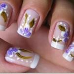 378000 54299857 3 150x150 Unhas decoradas com flores: fotos, como fazer