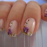 378000 unhas decoradas por manicure 150x150 Unhas decoradas com flores: fotos, como fazer
