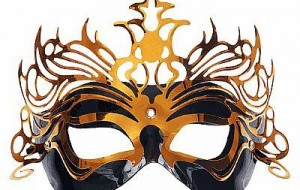 Máscaras de Carnaval 2015 - modelos