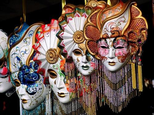 378150 mascaras de carnaval 2012 modelos 8 Máscaras de Carnaval 2015   modelos