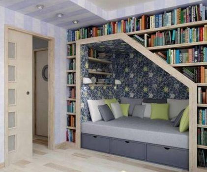 378792 Espaço de leitura em casa como montar 1 Espaço de leitura em casa   como montar