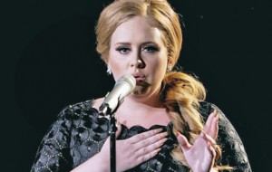 Livro sobre Adele