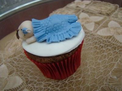 379147 Cupcakes lembrancinhas de maternidade 1 Cupcakes: lembrancinhas de maternidade
