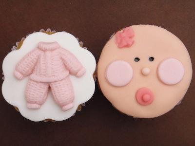 379147 Cupcakes lembrancinhas de maternidade 2 Cupcakes: lembrancinhas de maternidade