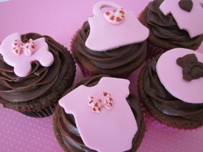 379147 Cupcakes lembrancinhas de maternidade 4 Cupcakes: lembrancinhas de maternidade