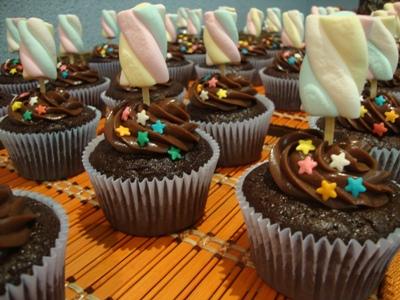 379147 Cupcakes lembrancinhas de maternidade 6 Cupcakes: lembrancinhas de maternidade