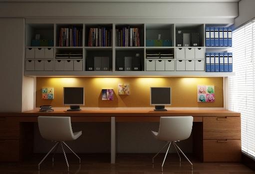escolher cor na decoração