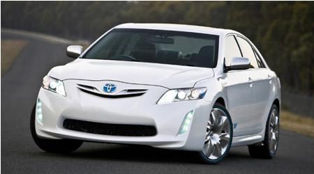 379380 toyota camry branco Novo Toyota Camry 2012