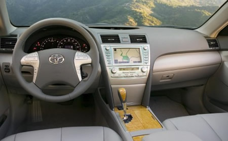 379380 toyota camry interno Novo Toyota Camry 2012