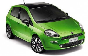 Fiat Punto 2012 – mudanças