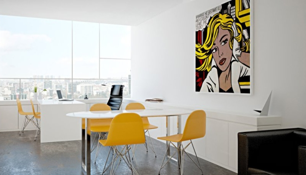 decoracao de interiores para escritorios : decoracao de interiores para escritorios:para escritório ideias como fazer fotos 6 Decoração criativa para