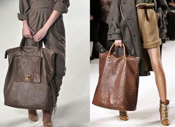 Bolsa Mochila Feminina Como Usar : Maxi bolsa dicas como usar
