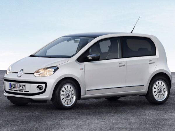 381896 volkswagen up lancado na europa 1 Volkswagen Up!   Lançado na Europa