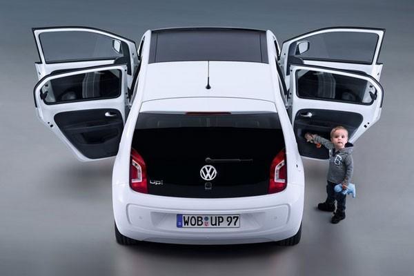 381896 volkswagen up lancado na europa 4 Volkswagen Up!   Lançado na Europa