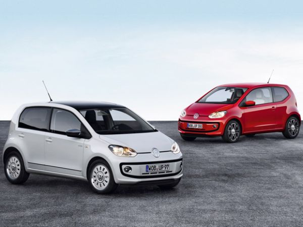 381896 volkswagen up lancado na europa Volkswagen Up!   Lançado na Europa