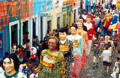382217 carnaval de rua olinda Viagens coletivas Carnaval 2012