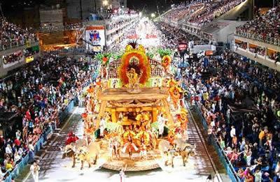 382217 desfile escola de samba Viagens coletivas Carnaval 2012