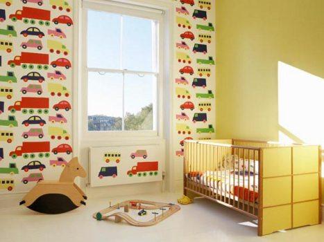 382716 Papel de parede para bebê modelos onde comprar 8 Papel de parede para bebê: modelos onde comprar
