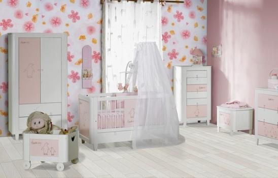 382716 Papel de parede para bebê modelos onde comprar 9 Papel de parede para bebê: modelos onde comprar