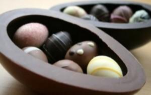 Receita de ovos de Páscoa