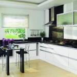 383888 Cozinha branca aconchegante como decorar fotos 150x150 Cozinha branca aconchegante: como decorar, fotos