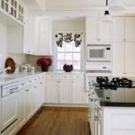 383888 Cozinha branca aconchegante como decorar fotos 2 150x150 Cozinha branca aconchegante: como decorar, fotos